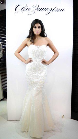 olia-zavozina-spring-2017-angel-mermaid-wedding-dress-strapless-beaded-bodice-sweetheart-neckline