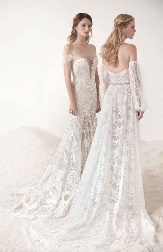 chloe-plunging-neckline-bridal-gown-and-sleeve-wedding-dress