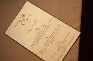 ivory-and-brown-menu-with-orange-rhinestone