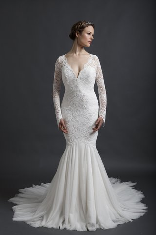 esther-sareh-nouri-spring-2016-long-sleeved-wedding-dress