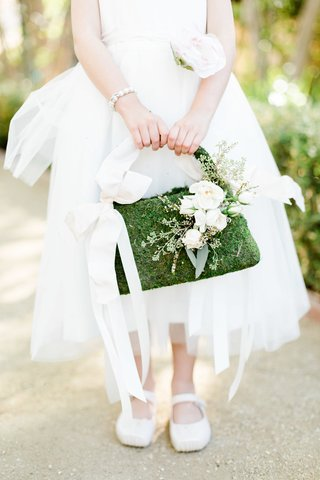 moss-flower-girl-purse-basket-with-flowers-and-bow