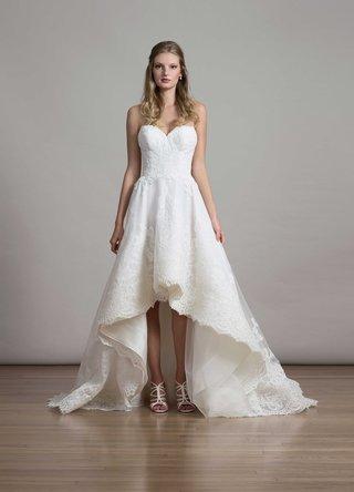 bridal-fashion-week-liancarlo-wedding-dress-high-low-gown-strapless-sweetheart-neckline-style-6873