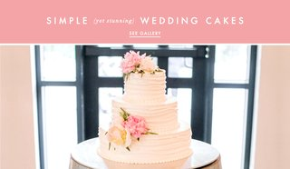 simple-and-pretty-wedding-cake-ideas