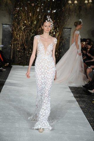 mira-zwillinger-bridal-collection-spring-2017-noelle-v-neck-wedding-dress-with-flower-applique