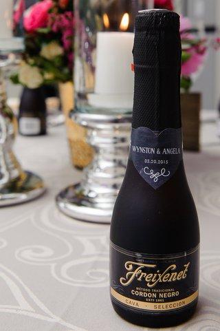 freixenet-champagne-bottle-with-cute-sticker