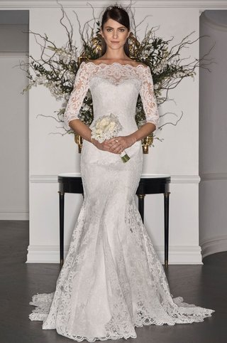 legends-romona-keveza-fall-2017-l7174-blouse-strapless-ball-gown-damask-lace-illusion-back-fluted