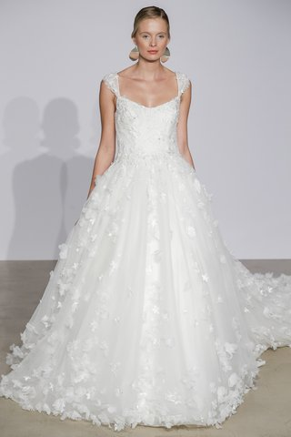 justin-alexander-fall-2018-scoop-neck-allover-floral-embellished-ball-gown