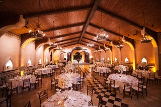 wedding-reception-ballroom-with-checkerboard-floor-persian-wedding-reception-ideas