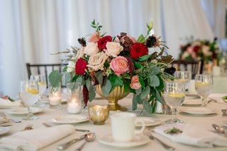 red-blush-ivory-roses-with-eucalyptus-and-greenery-gold-bowl
