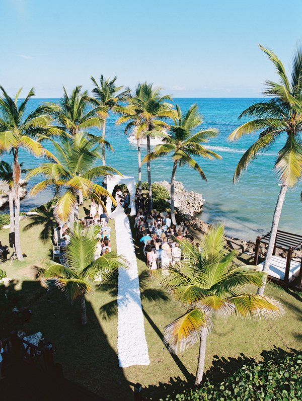 Caribbean Ceremony by the Sea