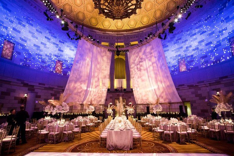 Luxe Art Deco-Inspired Wedding
