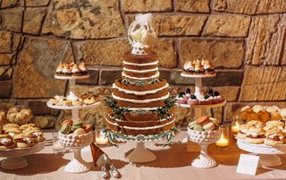 naked-cake-with-miniature-comfort-food-desserts