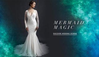 mermaid-wedding-dress-silhouettes