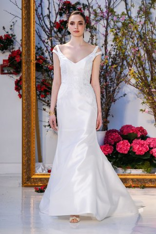 anne-barge-collection-spring-2017-madeleine-trumpet-wedding-dress-double-strap-lace-details