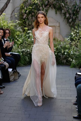 monique-lhuillier-spring-2017-garland-sleeveless-wedding-dress-illusion-with-slits-in-front-of-skirt
