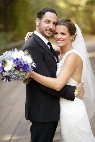 soap-opera-star-melissa-claire-egan-and-husband-on-wedding-day