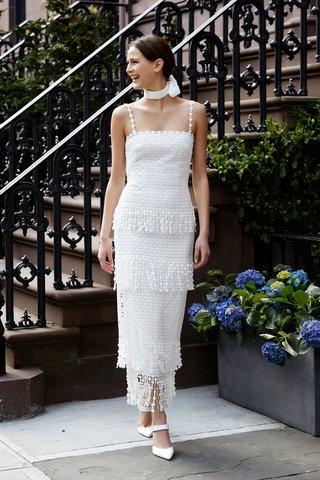 the-dawson-lela-rose-spring-2019-tea-length-fringe-embroidered-lace-sheath-dress-spaghetti-straps