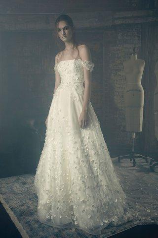 sareh-nouri-fall-2018-wedding-dress-emily-bridal-gown-off-shoulder-flower-embroidery-applique