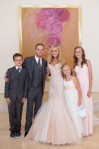 tamra-barney-on-wedding-day-with-four-kids