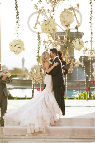tamra-barney-and-edward-judge-kiss-at-wedding-altar