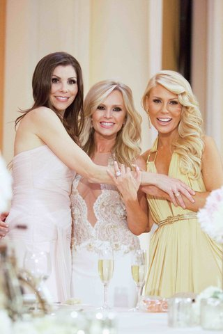 tamra-barney-at-wedding-with-lynne-curtin-and-gretchen-rossi