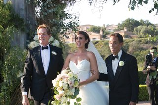 bride-in-vera-wang-ball-gown-walked-down-the-aisle-by-her-two-dads