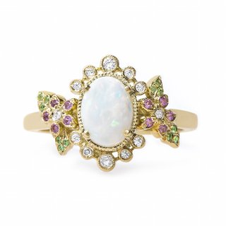 claire-pettibone-x-trumpet-horn-beauty-engagement-ring-with-cabochon