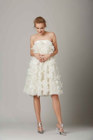 the-carousel-short-strapless-wedding-dress-by-lela-rose-fall-winter-2016
