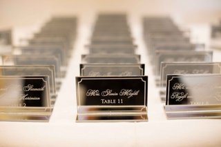 mirror-escort-cards-calligraphy-place-settings-pelican-hill-wedding-newport-beach-california