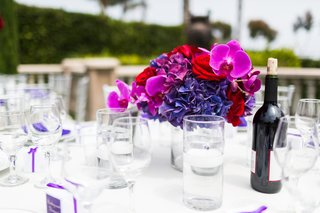 pink-red-and-purple-flower-centerpiece