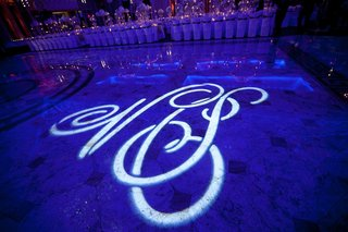 wedding-reception-dance-floor-in-blue-with-couples-monogram