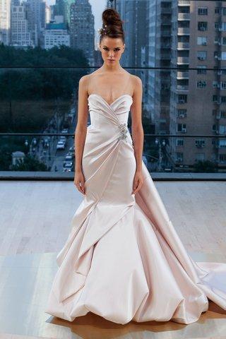 wythe-ines-di-santo-fall-2018-blush-trumpet-mermaid-wedding-dress-draped-blush-sweetheart-neckline