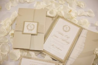 classic-timeless-gold-champagne-tan-white-ivory-style-invitation-pippa-middleton-wedding-predictions
