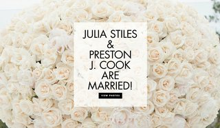 julia-stiles-and-preston-j-cook-are-married-see-more-photos-and-learn