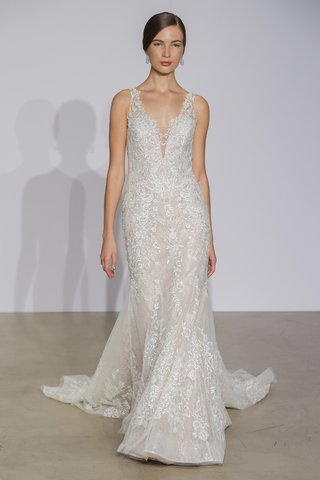 justin-alexander-fall-2018-embroidered-fit-and-flare-gown-with-allover-lace