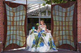 romona-keveza-strapless-ballgown-blue-and-green-wedding-dress