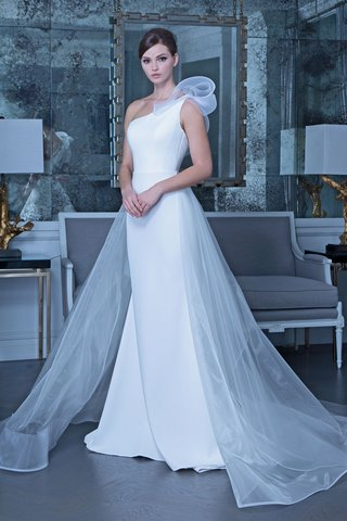 romona-keveza-fall-2019-bridal-collection-wedding-dress-rk9504-one-shoulder-gown-overskirt
