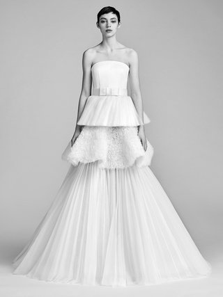 look-5-vrm044-by-viktor-rolf-textural-tulle-tier-wedding-gown