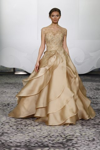 rivini-aysel-golden-ball-wedding-dress-with-an-illusion-neckline-floral-appliques-sequins