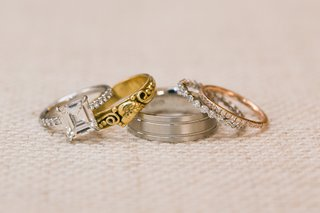platinum-gold-and-rose-gold-wedding-day-rings