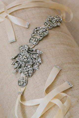 crystals-on-ivory-sash-ribbon-belt-for-wedding-dress
