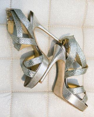 strappy-jimmy-choo-metallic-wedding-heels
