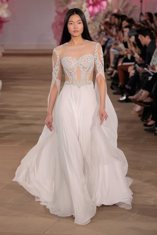 ines-di-santo-couture-bridal-collection-spring-summer-2017-fresh-wedding-dress-bell-sleeve-romper