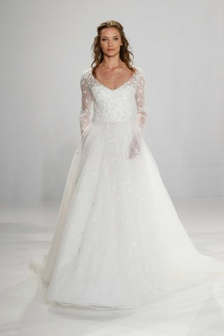 long-sleeve-a-line-lace-dress-bateau-neckline-embellished-crystal-embroidery-lydia-hearst-tony-ward