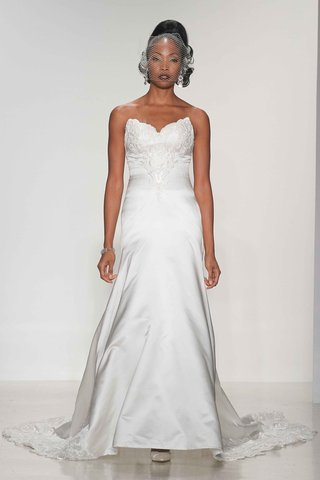 matthew-christopher-2016-strapless-trumpet-wedding-dress-with-train