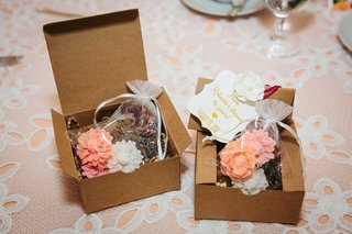 bridal-shower-favors-box-filled-with-flower-soaps-and-pot-pourri-sash