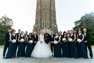 groom-in-dress-blues-uniform-with-wedding-party
