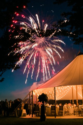 wedding-reception-surprise-firework-show-after-dinner-tent-wedding