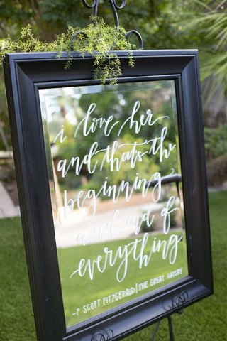 wedding-mirror-calligraphy-with-quote-from-the-great-gatsby