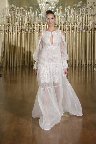 francesca-miranda-spring-2018-long-sleeve-organza-gown-a-line-lace-mini-dress-embellished-swarovski